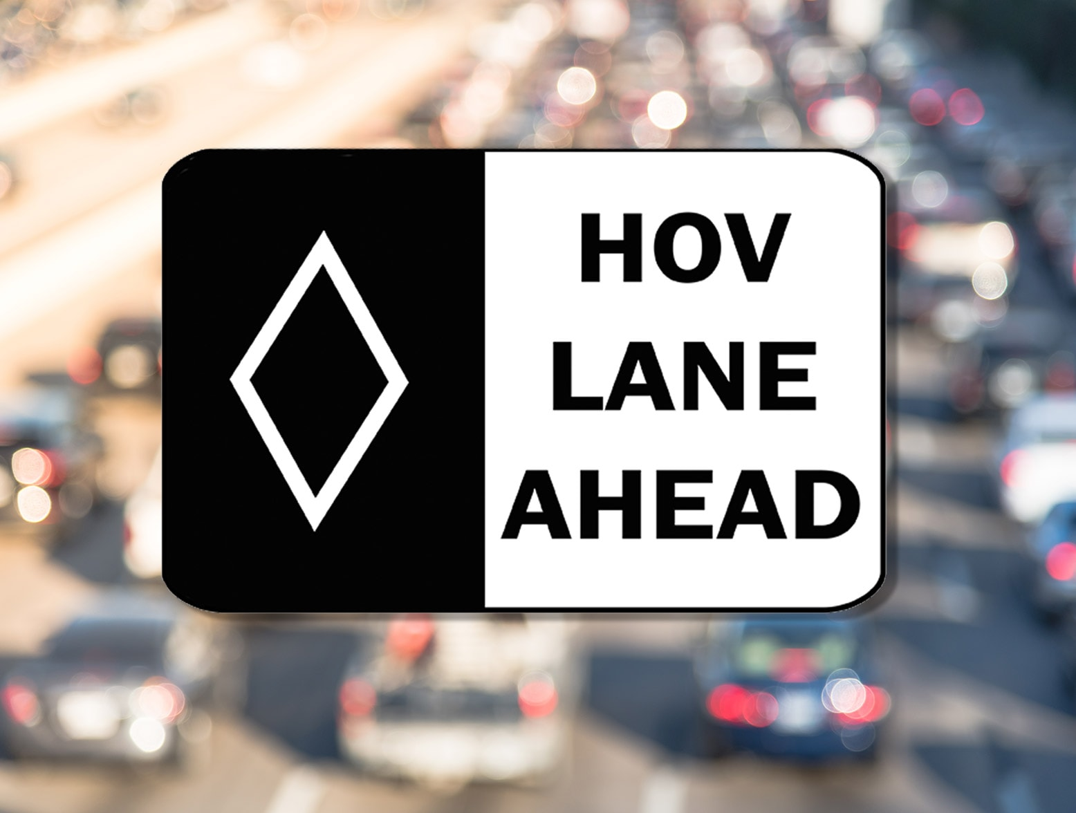 Hov Lane Rule 1 All People Must Be Alive